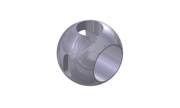 61 MM STAINLESS STEEL BALL