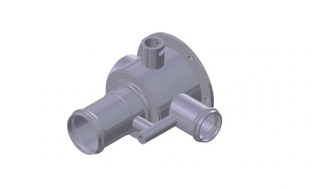 SPRAY CONTROL VALVE BODY