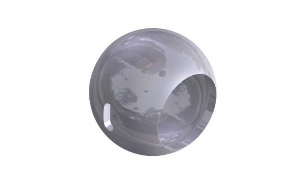 94MM STAINLESS STEEL BALL
