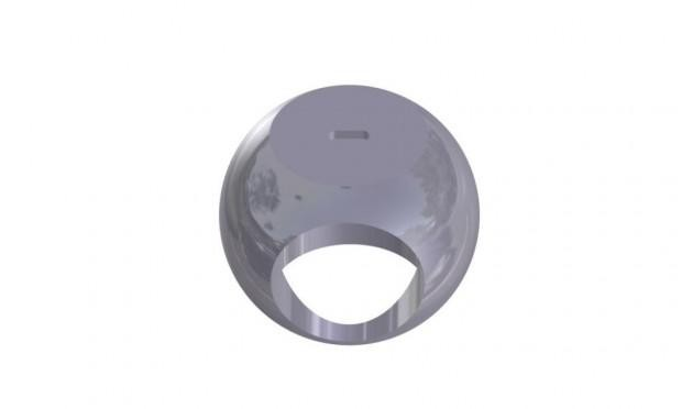 150mm STAINLESS STEEL BALL