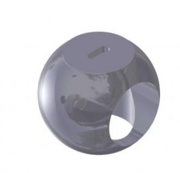 110mm Stainless Steel Ball