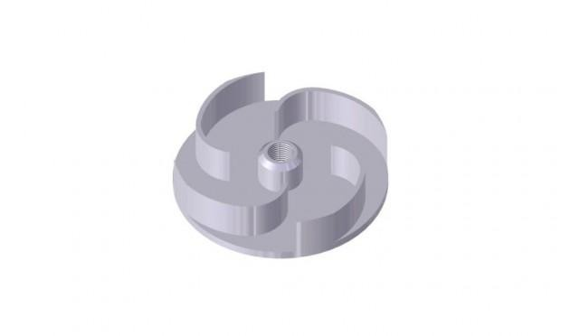 M16-THREAD IMPELLER