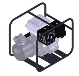 "3"" Motorpump (13HP Honda Engine - Keyed Shaft)"