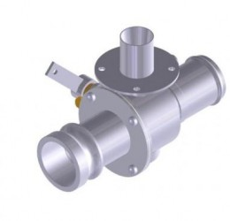 SPRAY CONTROL VALVE (PAWNEE 260)