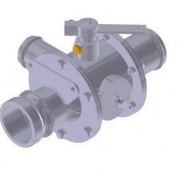SPRAY CONTROL VALVE (AT 402 AND AT 502)