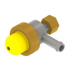 "1/2"" DIAPHRAGM CHECK VALVE"