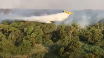 Comportas Zanoni se destacam no combate a incêndio na América do Sul