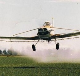 CESSNA 188 SPRAY SYSTEM