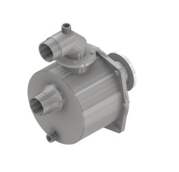 "2"" STAINLESS STEEL PUMP (FOR HONDA GX200 ENGINE)"