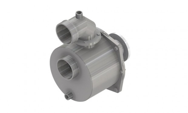 """3"""" STAINLESS STEEL PUMP (FOR HONDA GX200 ENGINE)"""