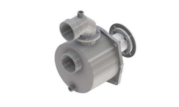 "3"" STAINLESS STEEL PUMP (FOR HONDA GX240, GX270, GX340 AND GX390 ENGINES)"