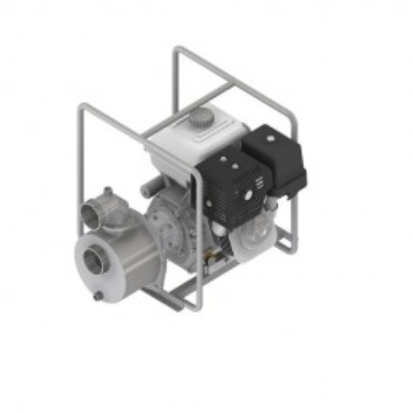 "3"" STAINLESS STEEL WATER PUMP (WITH HONDA ENGINE GX390, 13HP)"