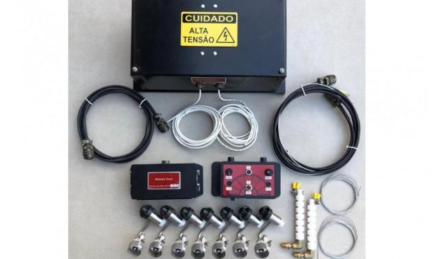 ZANONI-SPECTRUM ELECTROSTATIC SYSTEM