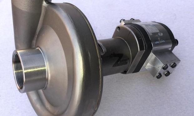 Bomba para pulverizador autopropelido