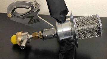 Atomizador rotativo para Air Tractor 802