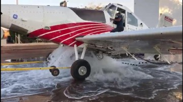 Zanoni launches hydraulic gate for Thrush 510