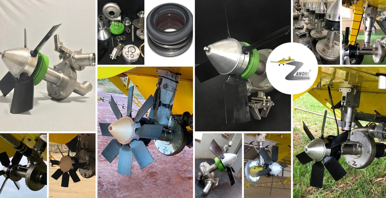 Zanoni Spray Pumps