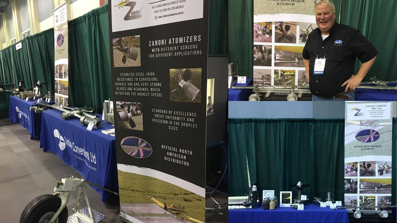 Zanoni attended the NAAA 2020 Convention